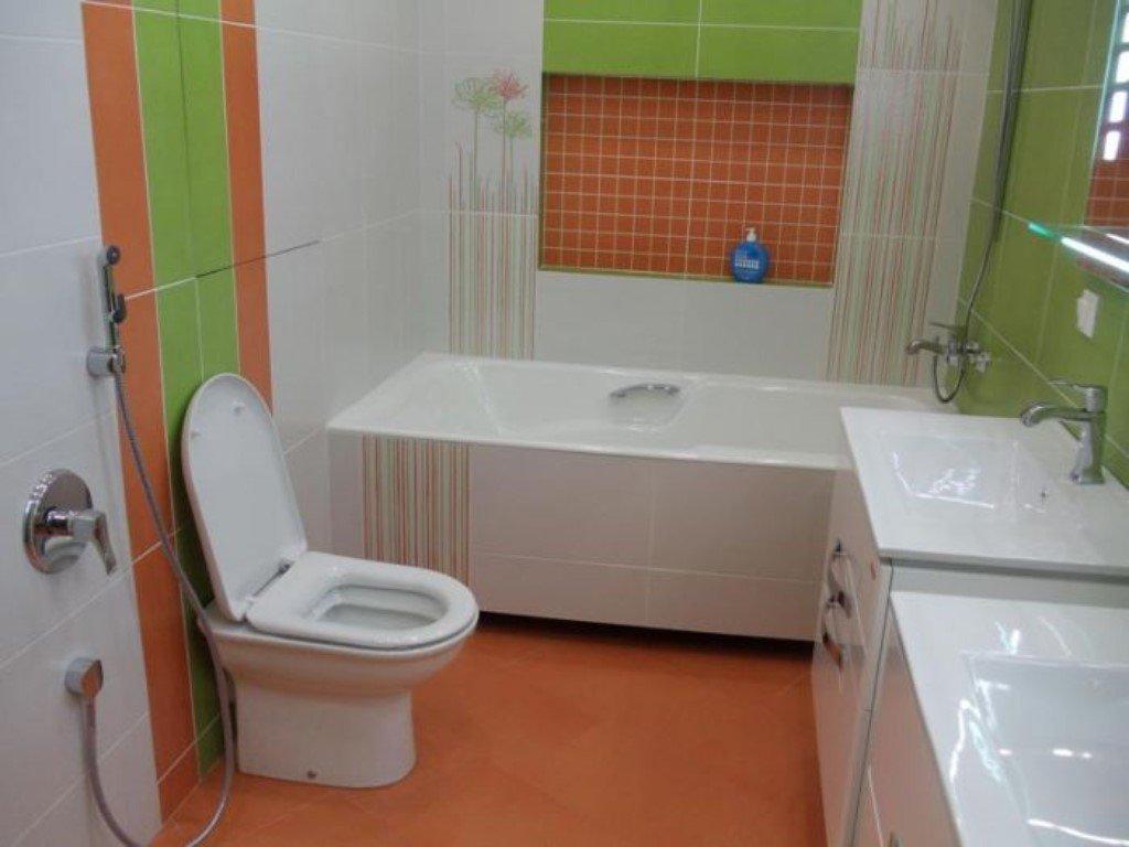 Стоя в ванной 15 фотография