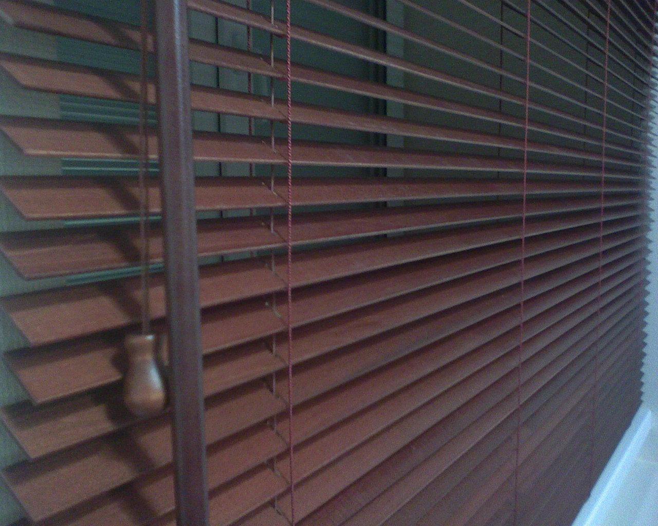 Жалюзи бамбуковые горизонтальные фото 4