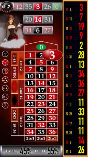 CYCLOPS TripleSpin display screenshot